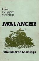 Avalanche - The Salerno Landings