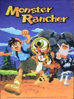 Monster Rancher - Main Characters Wall Scroll