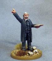 Reverend Johnson