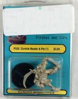 Zombie Master & Pet