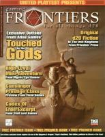 "Gaming Frontiers Issue 00 ""High Level Mini Adventure"""