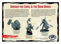 Arkhan the Cruel & The Dark Order