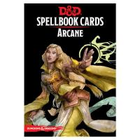 Spellbook Cards - Arcane (2nd Edition)