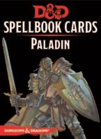Spellbook Cards - Paladin (2nd Edition)