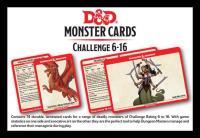 Spellbook Cards - Monsters CR 6-16