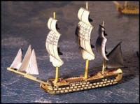 120 Gun Ship-of-the-Line - L'Ocean