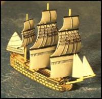 100 Gun Ship-of-the-Line - HMS Victory