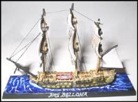 74 Gun Ship-of-the-line - HMS Bellona