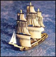 38 Gun Frigate - HMS Shannon