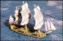 74 Gun Ship-of-the-Line - El Montanes