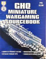 "#45 ""Catalog, Terrain Making, Miniatures Painting Guide"""