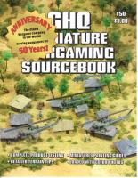 "#50 ""Catalog, Terrain Making, Miniatures Painting Guides"""