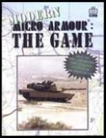 Micro Armour - The Game, Modern