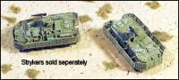 Stryker 'Slat Armour'