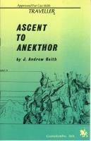 Ascent to Anekthor