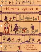 Thieves' Guild #2 (1st Printing)