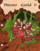 Thieves' Guild #5 (1st Printing)