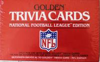 Trivia Cards - National Football League Edition