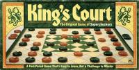 King's Court - The Original Game of Supercheckers