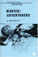 Wanted - Adventurers
