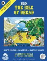 Isle of Dread, The