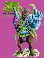 Mutant Crawl Classics RPG (Slipcase Edition)