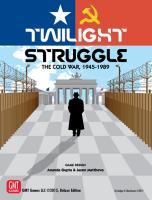 Twilight Struggle (2016 Deluxe Edition)