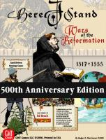 Here I Stand - Wars of the Reformation, 1517-1555 (500th Anniversary Reprint Edition)