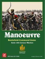 Manoeuvre (1st Printing)