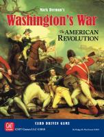 Washington's War - The American Revolution (1st Printing)
