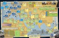 Labyrinth - The War on Terror, 2001 - ? (1st Printing)