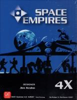 Space Empires 4X (3rd Printing)