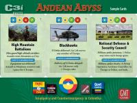 Andean Abyss - Insurgency and Counterinsurgency in Colombia