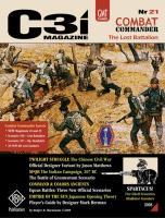 "#21 ""Twilight Struggle Variant, Combat Commander Inserts, Command & Colors Scenarios"""