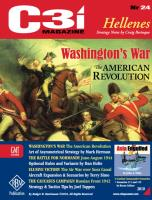 "#24 ""Washington's War, The Battle For Normandy, The Caucasus Campaign"""