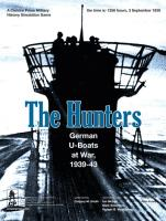 Hunters, The - German U-Boats at War, 1939-43 (2013 Edition)