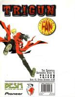 Trigun Ultimate Fan Guide #2