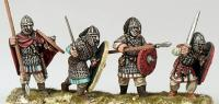 Arthurian Infantry - Armoured