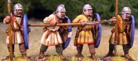 Arthurian Spearmen - Regular w/Helmets