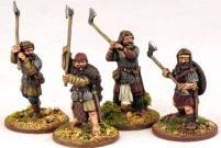 Norse Gael Hearthguard Axemen