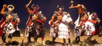 Teutonic Knights - Mounted w/Hand Weapons