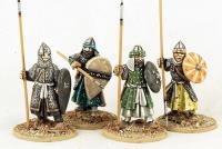 Andalusian Spearmen - Armoured