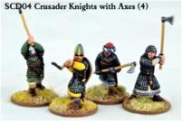Crusader Knights w/Axes - Hearthguard