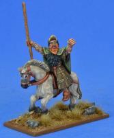 Pagan Priest - Mounted