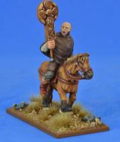 Celtic Priest - Mounted