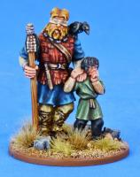 Pagan Priest Four - The Blind Seer & His Boy