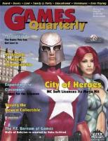 """#5 """"City of Heroes, Walls of Babylon, Wargaming the Normandy Campaign"""""""