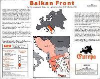 Balkan Front w/Refit Kit (Color Box Edition)
