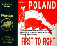 First to Fight (1st Edition, Color Box Edition)