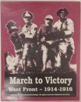 March to Victory - West Front 1914-1916 (Color Box Edition)